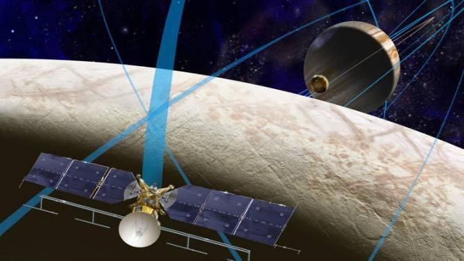 """NASA: """"Binnen 10 tot 20 jaar vinden we buitenaards leven"""""""