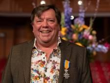 Cultureel ondernemer Sander Dol uit Zwolle Ridder in de Orde van Oranje-Nassau