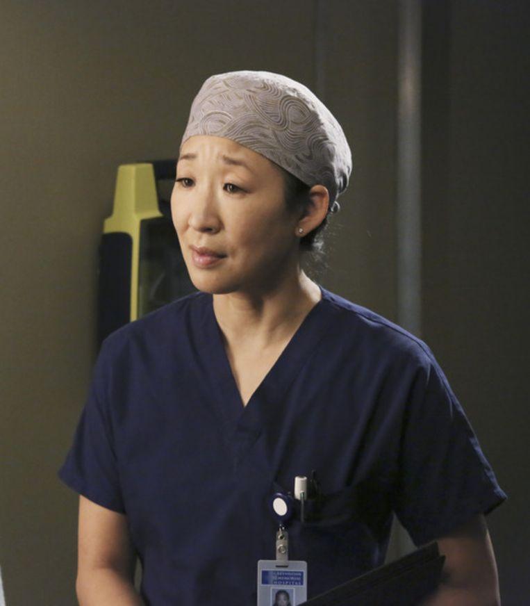 Sandra Oh als Cristina Yang. Beeld AP