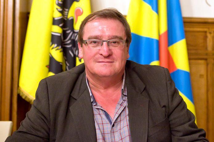 Pierre Ryckewaert is niet langer gemeentesecretaris - of algemeen directeur - van Middelkerke