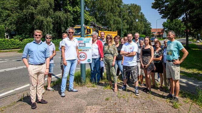 Gemeente Halderberge voert druk op; gedeputeerde wil snelheid N640 al naar 50 in het uur terugbrengen