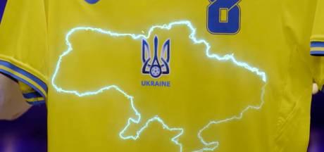 Rusland tekent officieel protest aan tegen shirt Oekraïne: 'Dit is propaganda'
