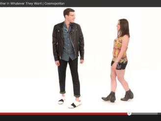 Wat als koppels elkaars outfit kiezen