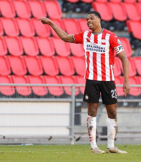 PSV redt wel het eigen gezicht, maar het seizoen niet meer