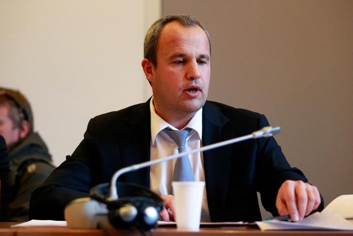 Ebe Verhaegen, le coordinateur de l'enquête de l'Union Belge de football