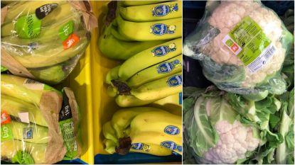 Waarom Delhaize bioproducten verpakt in plastic en andere niet