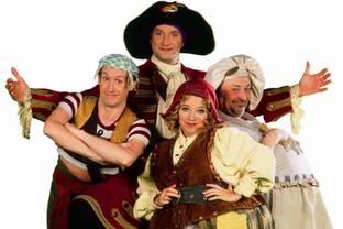 Piet Piraats griezelavonturen