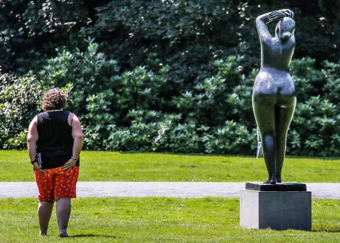 Illustratiebeeld: Kunst in het Middelheimpark.