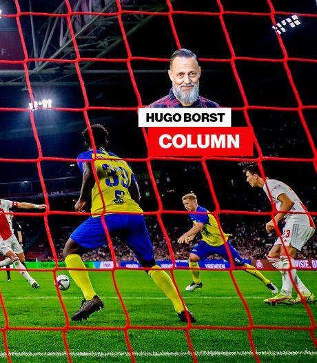 Column Hugo Borst | Ik had die aardige, hardleerse Henk de Jong die pijnlijke 10-0 wel gegund