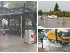 Wavre, Tournai et Mouscron frappées par de terribles épisodes orageux, une mini-tornade à Zétrud-Lumay