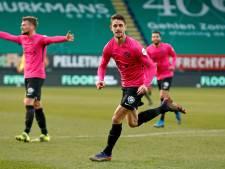 FC Utrecht-spits Adrián Dalmau staat weer op het veld na blessure: blijft hij nu wél fit en belangrijk?
