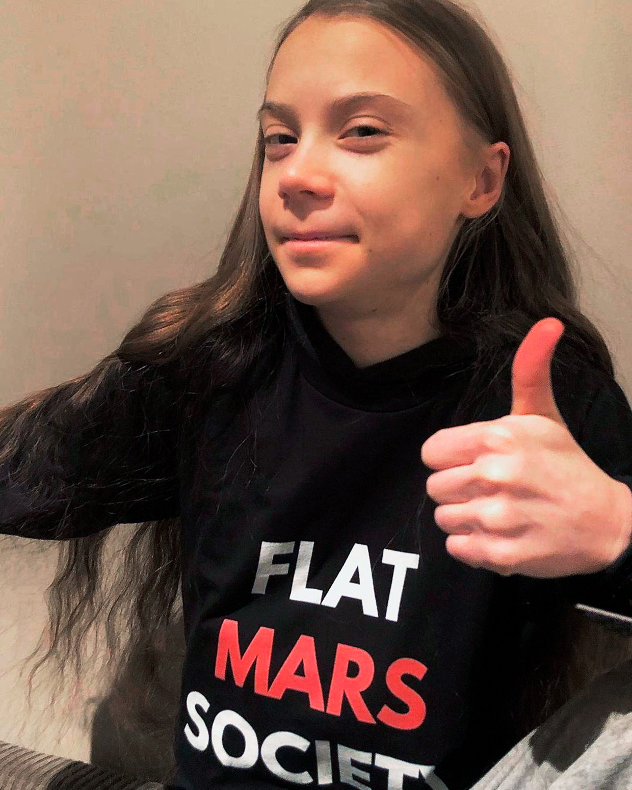 Greta Thunberg Beeld BELGAIMAGE