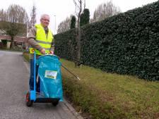 Vrijwilligers verwachten geen verbetering van minder vaak restafval inzameling