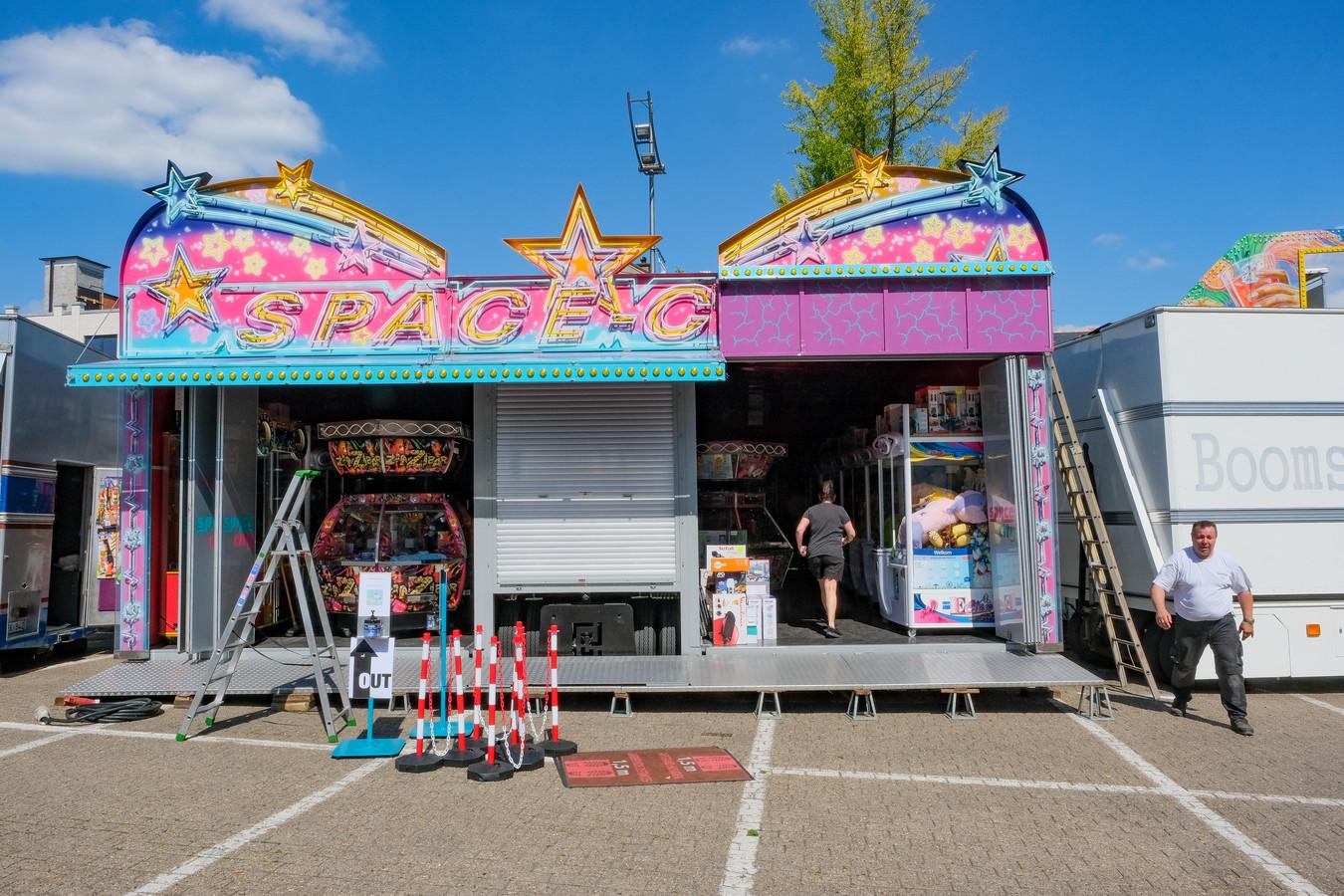 28 foorkramers houden komend weekend halt in Zaventem. Nog eens 15 anderen slaan hun kraampje op in Sterrebeek.