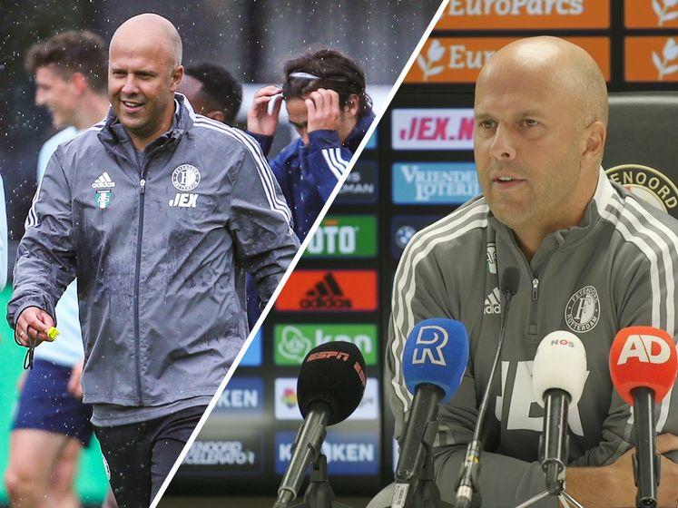 Arne Slot: 'Ik realiseer me dat Feyenoord een grote club is'