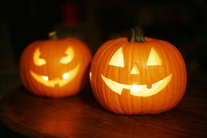 CC 't Aambeeld viert Halloween.