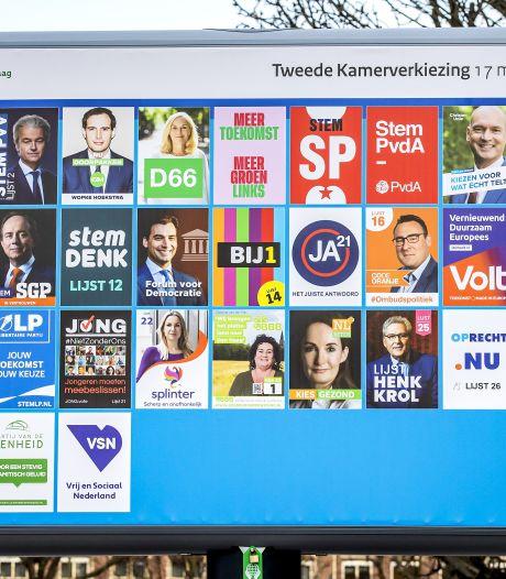 Techondernemer schenkt D66 miljoen euro, PvdD krijgt 3,5 ton