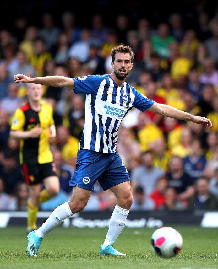 Davy Pröpper verloor in eigen huis van Southampton.
