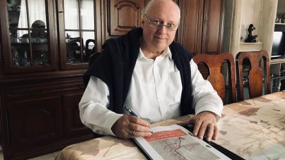 """Bekende Hofstadenaar Marc Gielens ongeneeslijk ziek: """"Een laatste boek over mijn dorp, een laatste geschenk aan de Hofstadenaren, en dan is het klaar"""""""