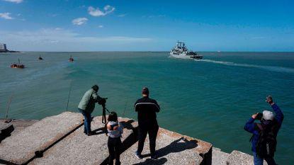 Zoektocht naar vermiste duikboot: Amerikaans vliegtuig spot object op de zeebodem