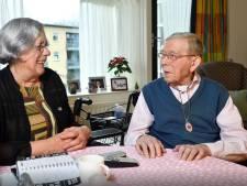Super-opa Freek (103) was al jaren de oudste man van Woudenberg: hij had iedereen overleefd