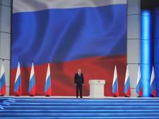 Vladimir Poutine met en garde l'Occident
