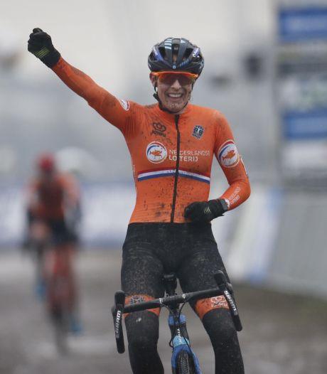 Lucinda Brand sacrée championne du monde de cyclocross à Ostende