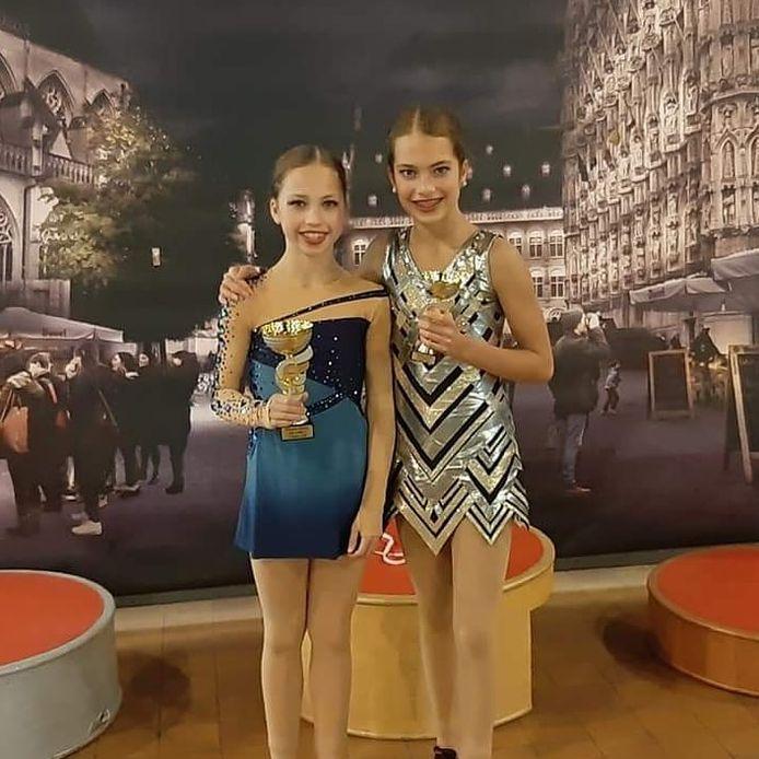 Nina en Lily