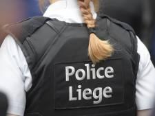 Deux voitures incendiées dans le centre de Liège