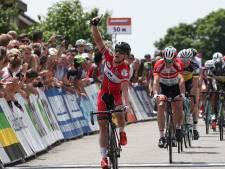 Kleine NK wielrennen in Rucphen op de valreep van de baan: 'Te duur'