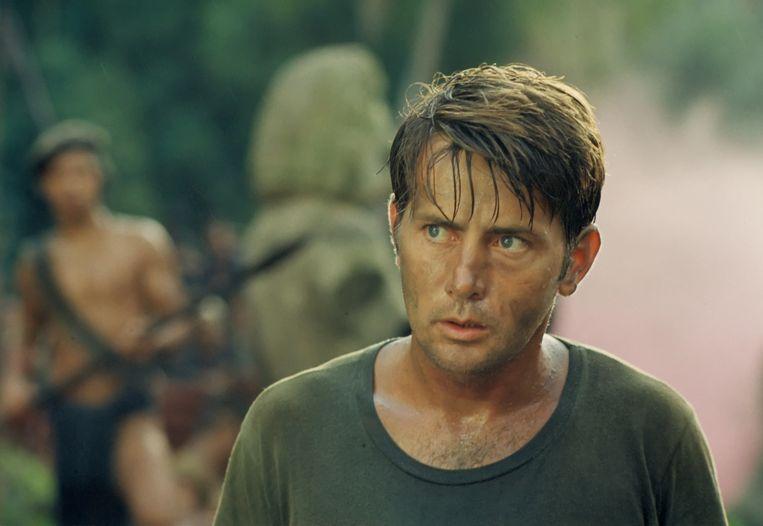 Martin Sheen in Apocalypse Now. Beeld
