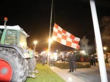 Protesterende boeren halen bakzeil bij provinciehuis Noord-Brabant