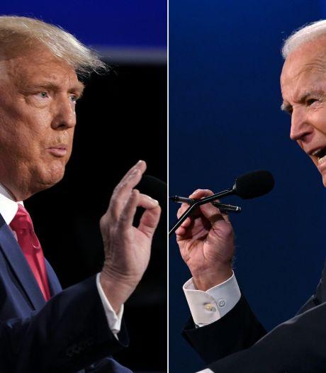 """""""Où est l'erreur?"""": le mea culpa des sondeurs après la présidentielle américaine"""