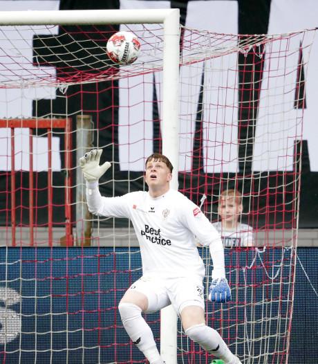 TOP Oss-doelman Ronald Koeman zag Sparta 'met poep in de broek' naar Oss komen