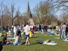 Hutjemutje in het 'hipste park van Amsterdam', het Vondelpark
