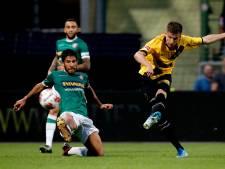 FC Dordrecht moet meerdere erkennen in titelfavoriet NAC bij seizoenstart