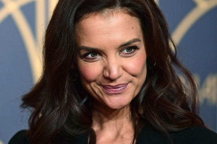 Katie Holmes assume son corps!