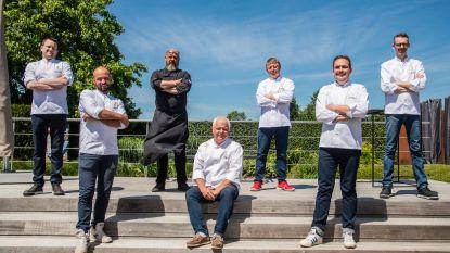 Chefs For Charity koken Dinner for Hope voor Blijdorp en vzw Eindelijk