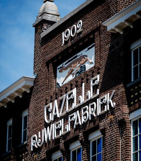 Fietsfabrikant Gazelle uit Dieren siert shirt van Belgische amateurclub