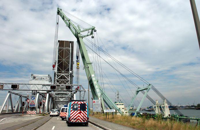 De Noordkasteelbruggen.