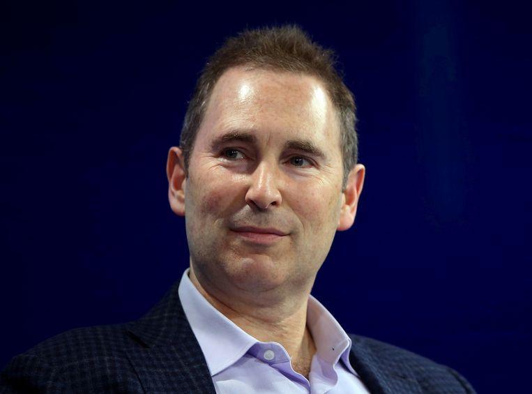 Andy Jassy volgt Bezos op aan het hoofd van Amazon. Beeld REUTERS