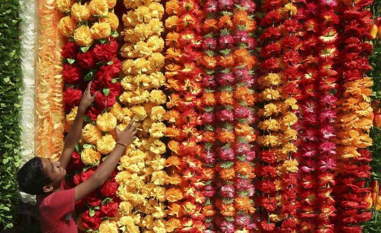 Diwali begint dit jaar woensdag 26 oktober. Beeld null