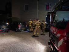 Snelle actie voorkomt dat in brand gestoken auto in vlammen opgaat in Arnhem
