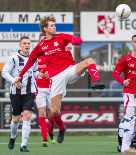 Twee en mogelijk meer coronagevallen bij eerste elftal Hulzense Boys: Club wil niet op kwestie ingaan