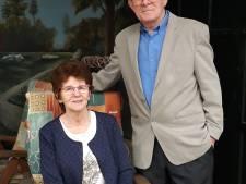 Cor en Ellie van Hoof uit Dommelen: 'Hij mocht me wel naar huis brengen'