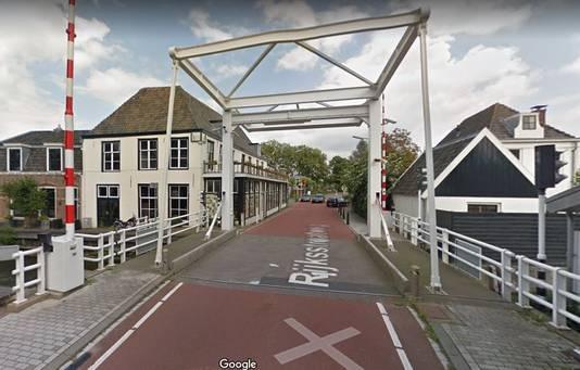 Nieuwe Weteringbrug in Nieuwersluis.