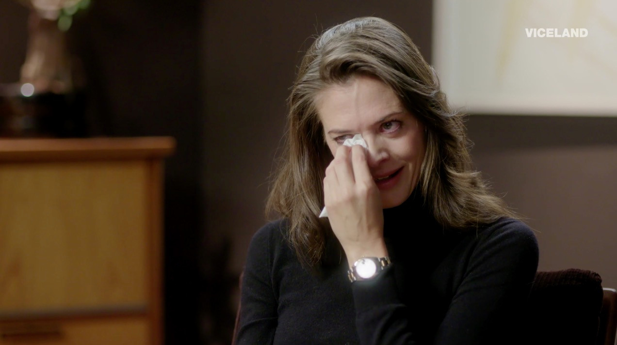 Astrid Bryan in 'The Therapist'