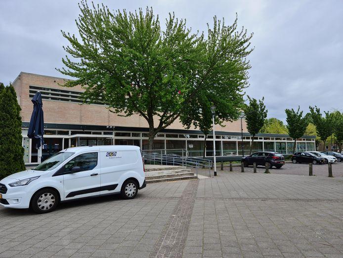 Sporthal De Braak wordt de nieuwe coronatestlocatie van de GGD in Helmond.