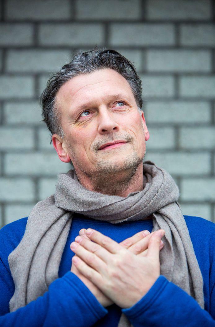 Bas Westerweel heeft dit jaar een hartstilstand gehad