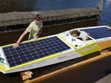 Elfstedentocht in vijf dagen met kleine boten op zonne-energie